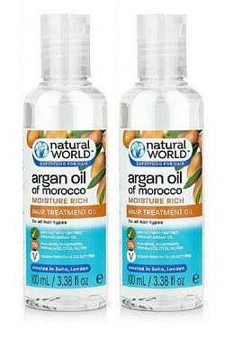 Argan Oil Of Morocco Hair Treatment...