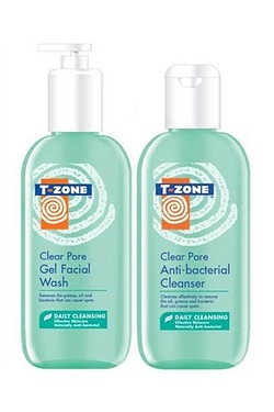 Clear Pore Gel Wash & Clear Pore An...