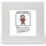 Edward Monkton - Love Monkey