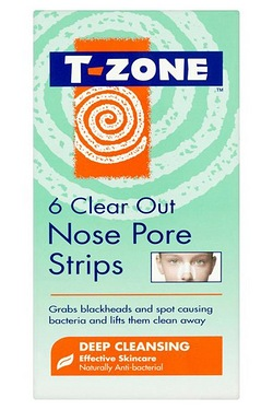 Clear Out Nose Pore Strips