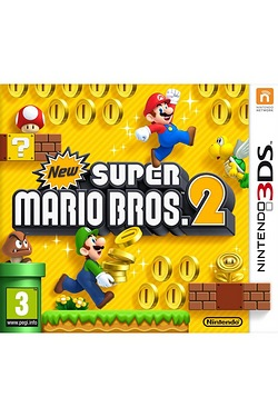 3DS New Super Mario Bros 2
