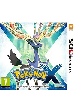 Nintendo 3DS: Pokemon X