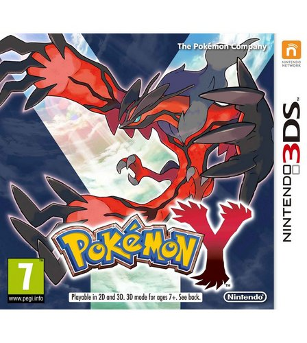 Image for Nintendo 3DS: Pokemon Y from ace