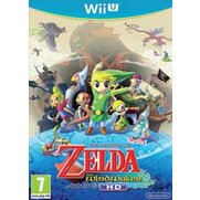Wii U The Legend Of Zelda: The Wind...
