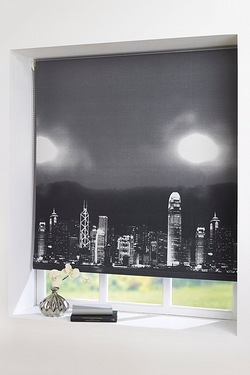 Skyline Blackout Roller Blind