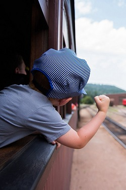 Gift Experience - Family Steam Train