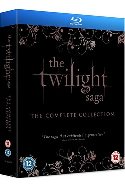 The Twilight Saga: The Complete Col...