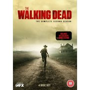 The Walking Dead: Season 2 - 4x DVD...