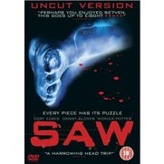Saw (Uncut, Theatrical Version)