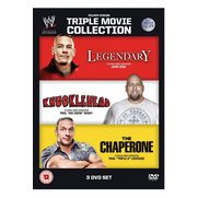 WWE Movie Triple Bill Boxset - 3x D...