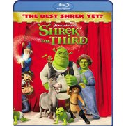 Shrek The Third - Blu-ray