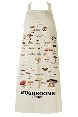 Ecologie - Mushrooms Apron