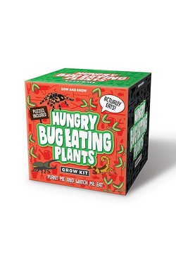 Sow & Grow - Bug Eating Plants