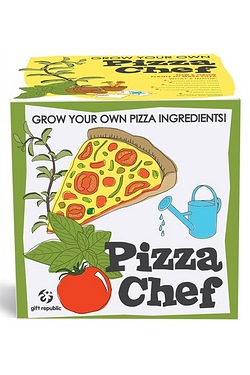 Sow & Grow - Pizza Chef