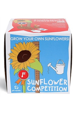 Sow & Grow - Sunflower Competition