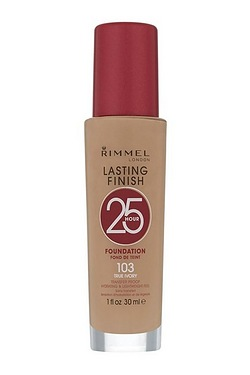 Rimmel - Endless Finish 25 Hour Fou...