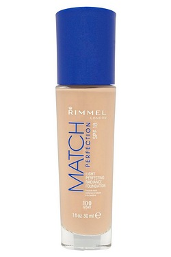 Rimmel - Match Perfection Foundations