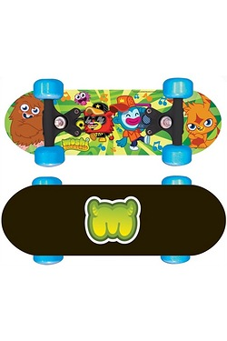 Moshi Monsters Satchel Skateboard