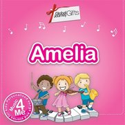 Amelia Children CD