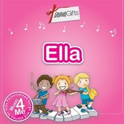 Children's Music CD: Ella