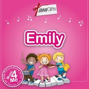 Children's Music CD: Emily