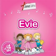 Children's Music CD: Evie