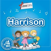 Children's Music CD: Harrison
