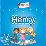 Children's Music CD: Henry