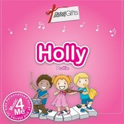 Children's Music CD: Holly