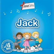 Children's Music CD: Jack
