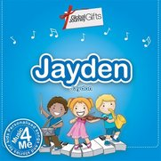 Children's Music CD: Jayden