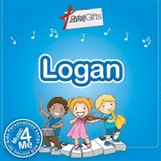 Children's Music CD: Logan