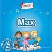 Children's Music CD: Max