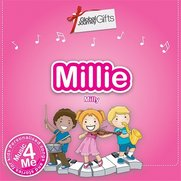 Children's Music CD: Millie