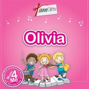 Children's Music CD: Olivia