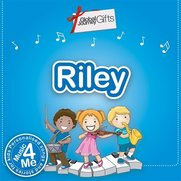 Children's Music CD: Riley