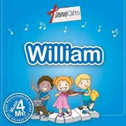 Children's Music CD: William