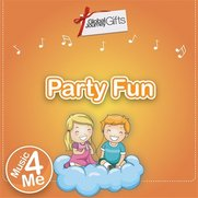Party Fun Children CD