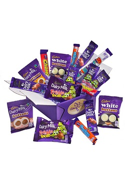 Cadbury Kids Treasure