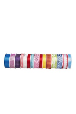 Pack Of 15 Ribbon Spools - Occasions