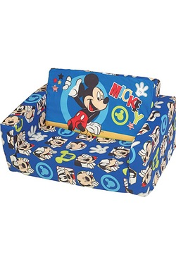 Character Sofa Bed - Mickey Mouse