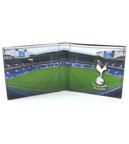 Image for Football Club Stadium Leather Wallet - Tottenham from ace
