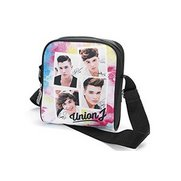 Union J Lockable Journal & Flight Bag