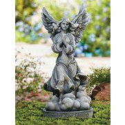 Angel Blessing Garden Ornament