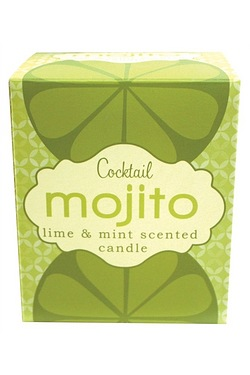 Cocktail Candle - Mojito