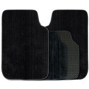 4 Piece Deep Pile Luxury Car Mat Se...