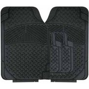 4 Piece Rubber  Rhapsody Car Mat Se...