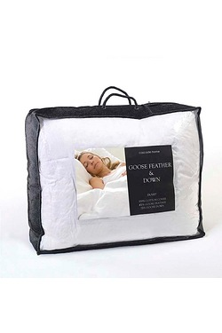 Goose Feather & Down Duvet - 10.5 Tog