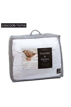Duck Feather & Down Duvet - 15 Tog