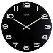 Acctim Mika Glass Wall Clock